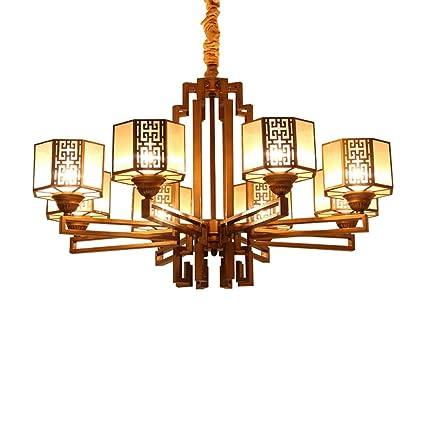 Lampadari Per Studio Classico.Lampadari Soggiorno In Stile Giapponese Villa Lampade Di