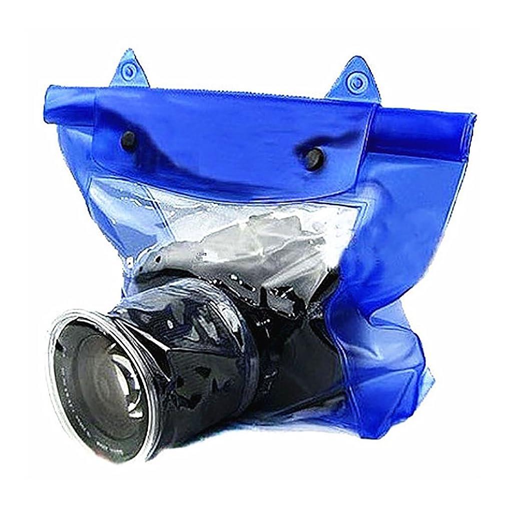 ペックテクニカル病気だと思うKANI 三脚アクセサリー カメラレインカバー AC-006 OLIVE 一眼レフ用 ポリエステル製 390882