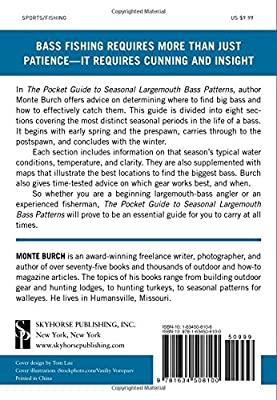 The Pocket Guide to Seasonal Largemouth Bass Patterns: An