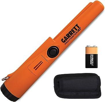 Garette 1140900 - Detector de metales: Amazon.es: Bricolaje y herramientas