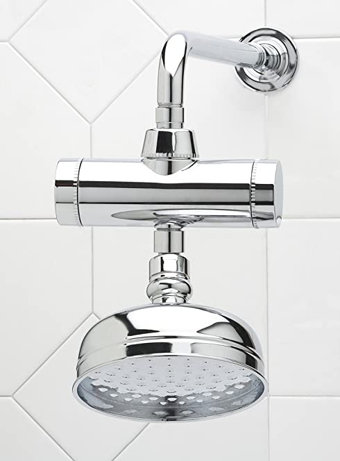 SHOWER FILTER FOR POWER SHOWERS AND FIXED HEAD SHOWERS. Stylish ...