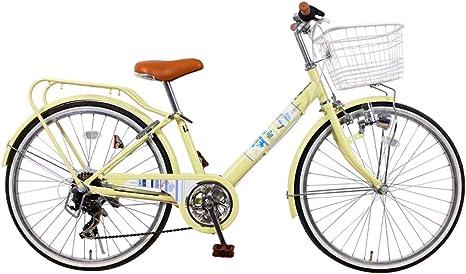 Bicicleta De Ciudad Shimano para Mujer 24 Pulgadas para Bicicleta ...