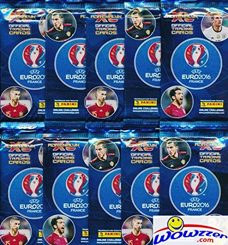 Panini Adrenalyn Factory Booster including