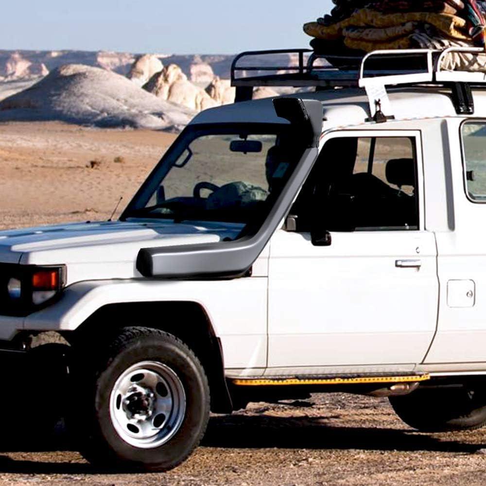Intake Rolling Head Snorkel Kit for Jeep Cherokee 1984-2001 Snorkel Kit