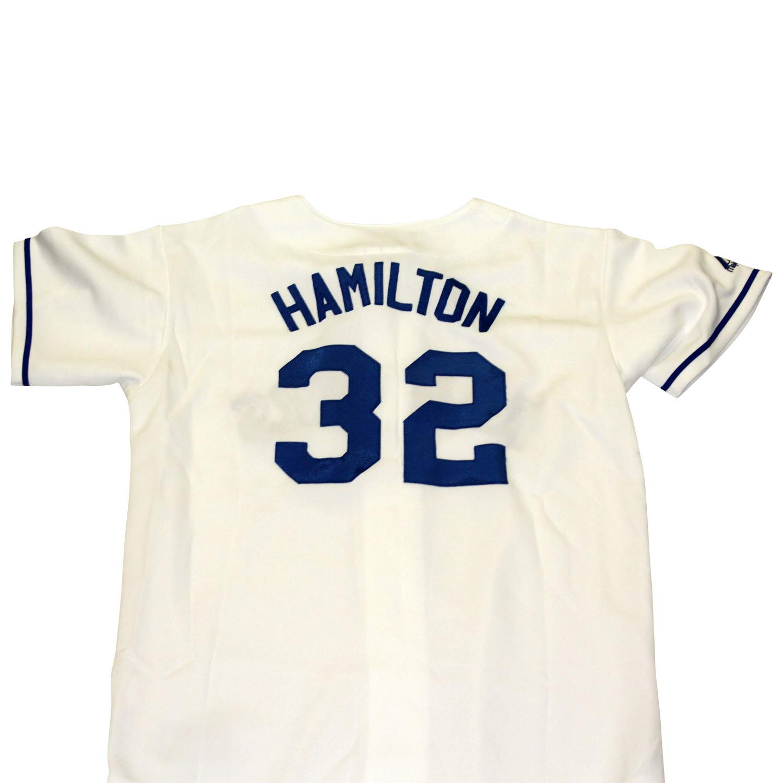 the latest d7670 7d1d1 Josh Hamilton Texas Rangers Unsigned Majestic Baseball ...