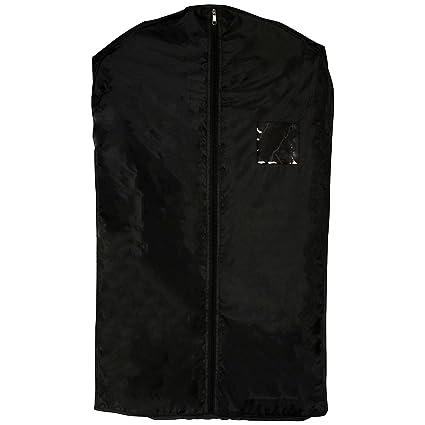 Fundas para traje S - Bolsa de cuidado x2 Negro Blazer para ...