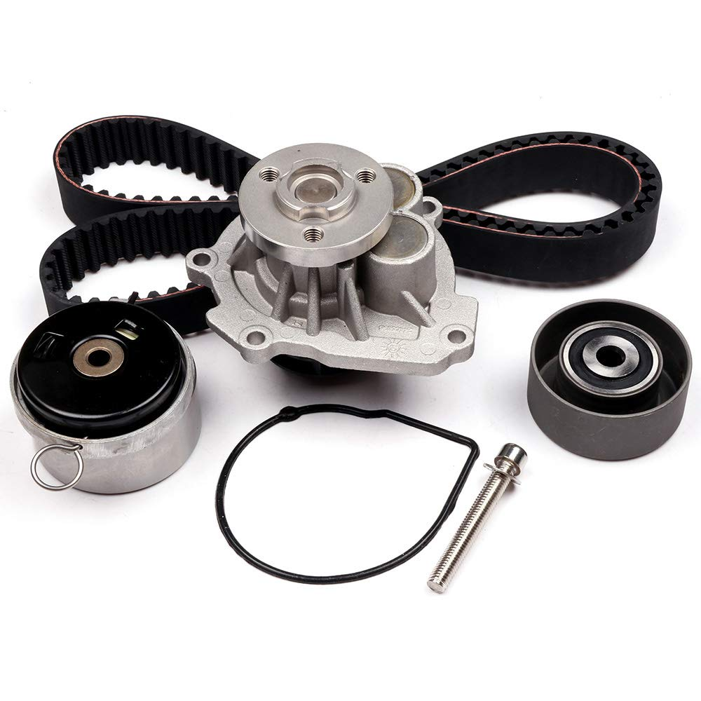 Eccpp New Timing Belt Water Pump Kit Fit 2008 2014 Chevrolet Aveo Pontiac Cruze Sonic Aveo5