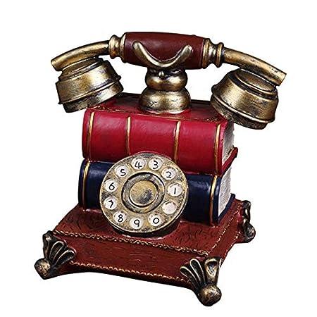 NA XBSBS Piggy Bank Tocadiscos Accesorios De Teléfono Decoración ...