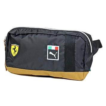 PUMA Unisex s SF Fanwear Waist Bag Black, OSFA  Amazon.co.uk  Sports    Outdoors 643b94df55