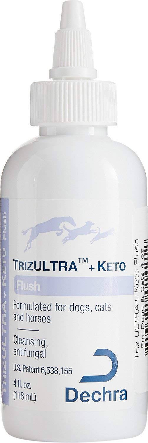 Dechra TrizULTRA Plus Keto Flush for Cats and Dogs 4 oz by Dechra