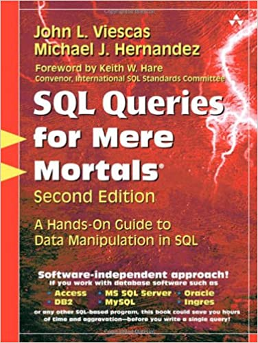 Sql Queries For Mere Mortals Pdf