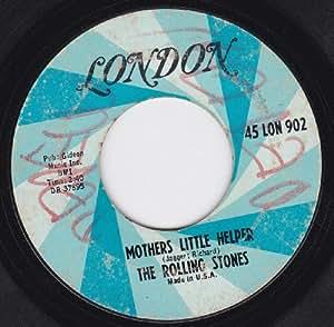 """Mothers Little Helper/Lady Jane (7""""/45 rpm)"""