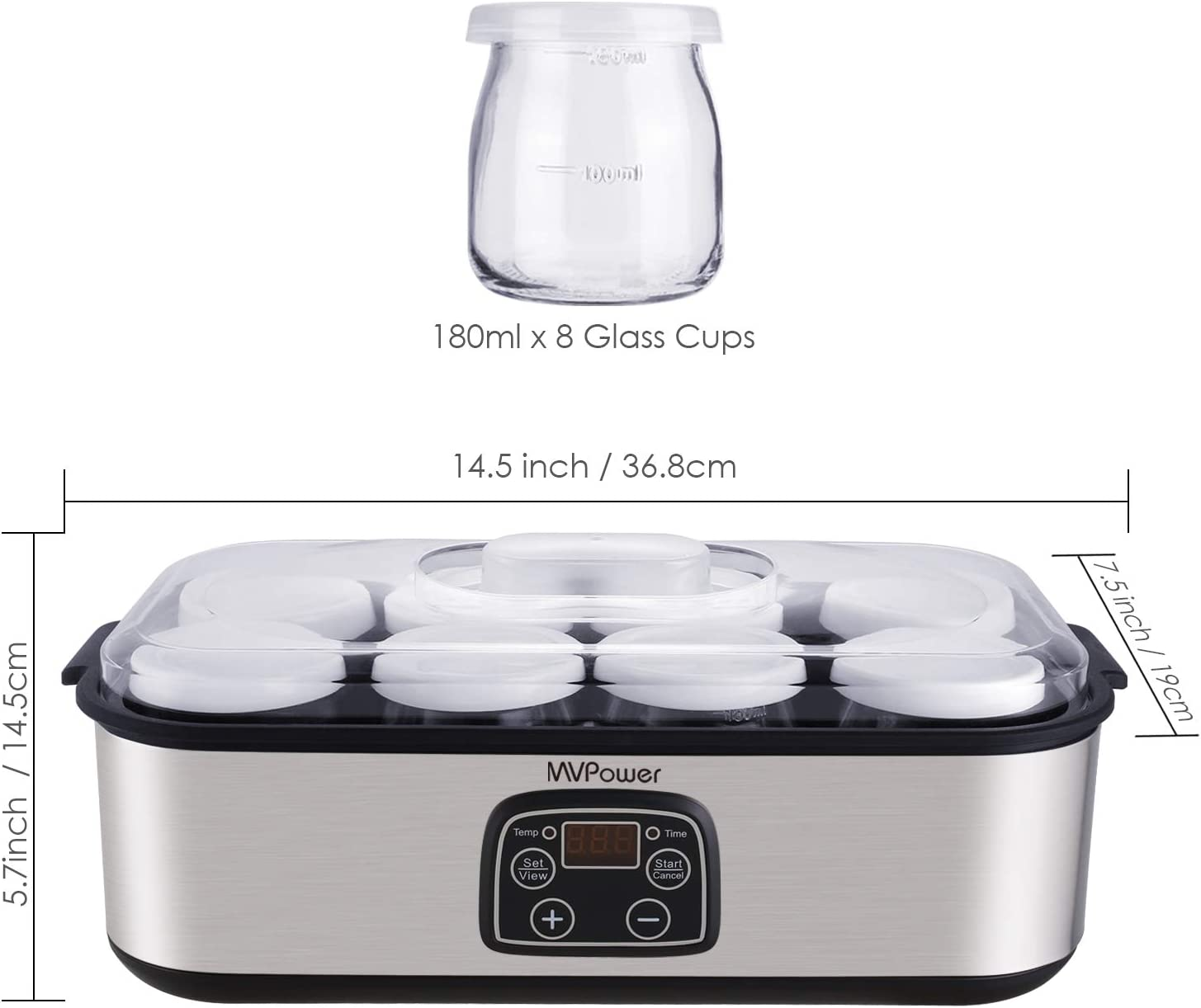Best electric yogurt maker
