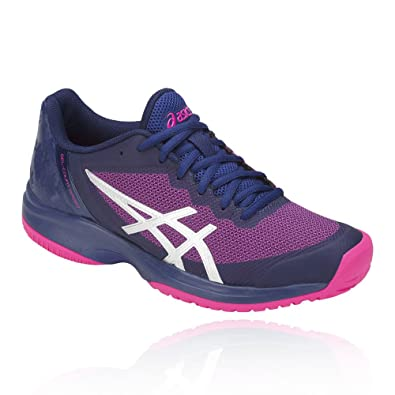 cc7740342a1839 ASICS Gel-Court Speed Women s Court Shoes - AW18 Blue  Amazon.co.uk ...