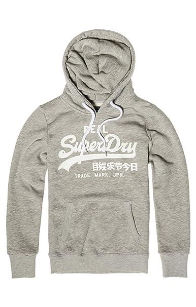 Superdry V Logo Sport Entry Hood Sudadera para Mujer: Amazon.es: Ropa y accesorios