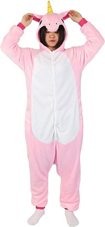 chuangminghangqi Pyjamas Unicornio Jumpsuit Disfraz Mono ...