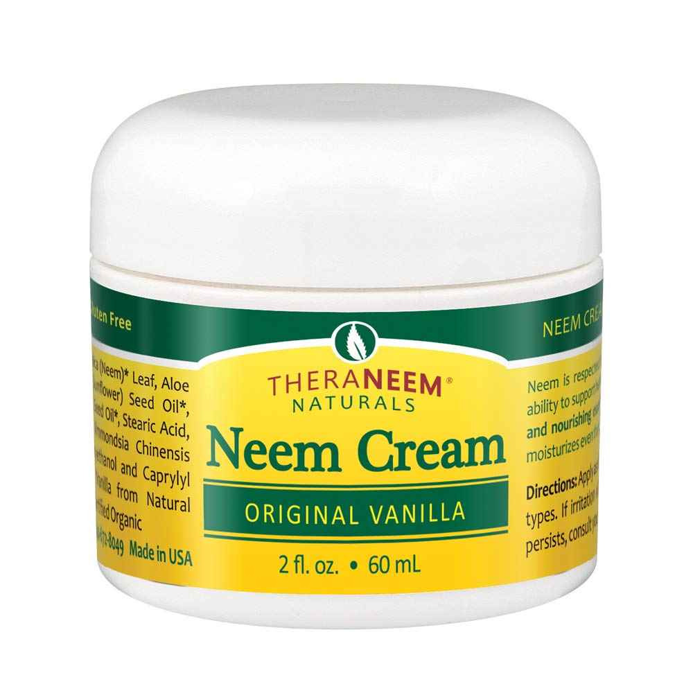 TheraNeem Cream - Original Organix South 2 Ounce Cream Vanilla