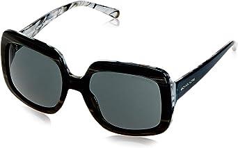 TALLA 55. Michael Kors Harbor Mist Gafas de sol Unisex Adulto