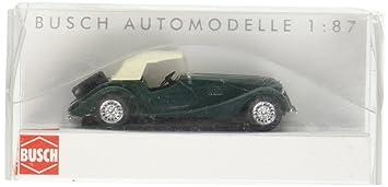 Plus MontéeBusch MiniatureMiniature 87 8Vertblanc1968Voiture 1 Déjà Morgan DHYWE9Ie2
