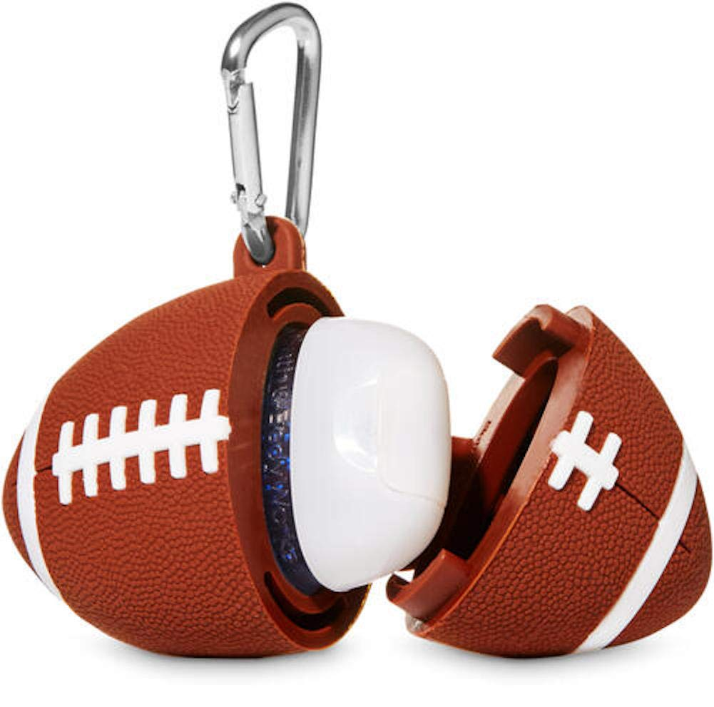 Hand Sanitizer Holder Compatible w/Bath and Body Works Hand Sanitizer- Many Styles! (Football Case)