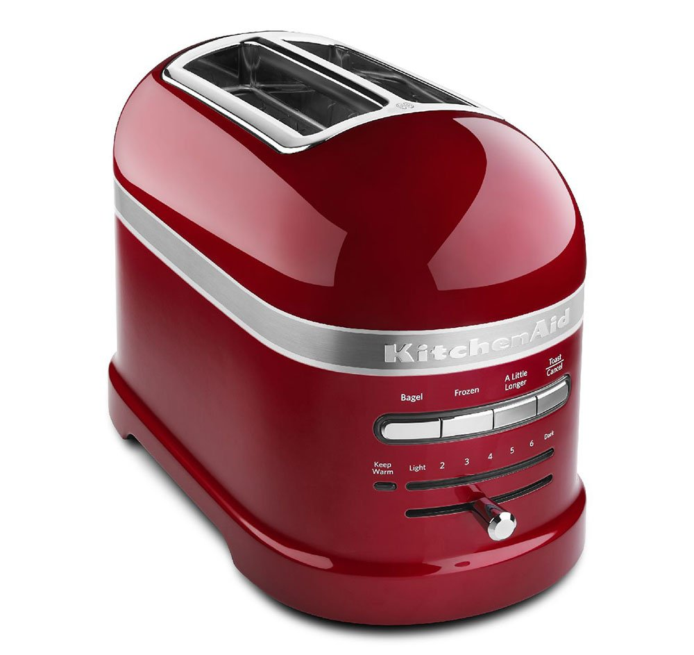 Amazon.com: KitchenAid KMT2203CA Toaster   Candy Apple Red Pro Line Toaster:  Kitchen U0026 Dining