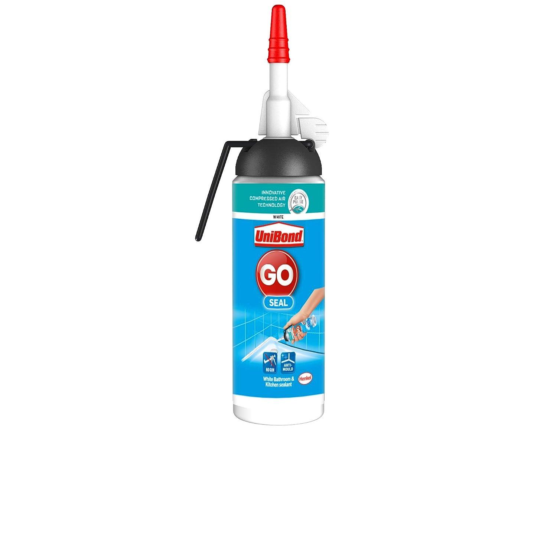 UniBond Go Seal Kiwi - 100 ml, White Henkel 1856666