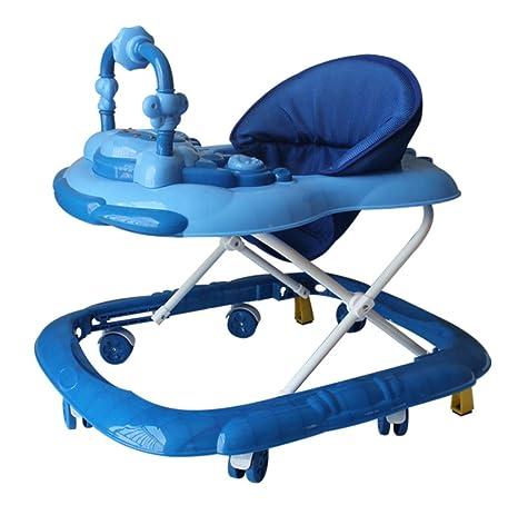 QXMEI Carro De Bebé 6-18 Meses Baby Baby Slide Walker ...