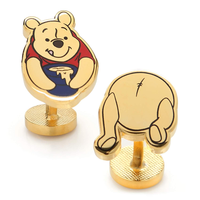 Cufflinks Disney Winnie The Pooh Pair, Officially Licensed