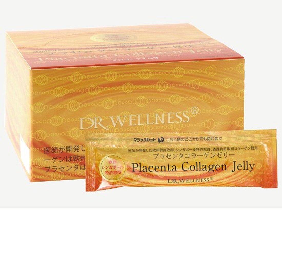 プラセンタコラーゲンゼリー30包(マンゴーライム味) B00I2GUFCW