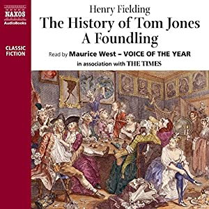The History of Tom Jones - A Foundling  Audiobook