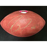 $253 » Ray Lewis Signed Football - Breast Cancer Authentic Coa - JSA Certified - Autographed Footballs