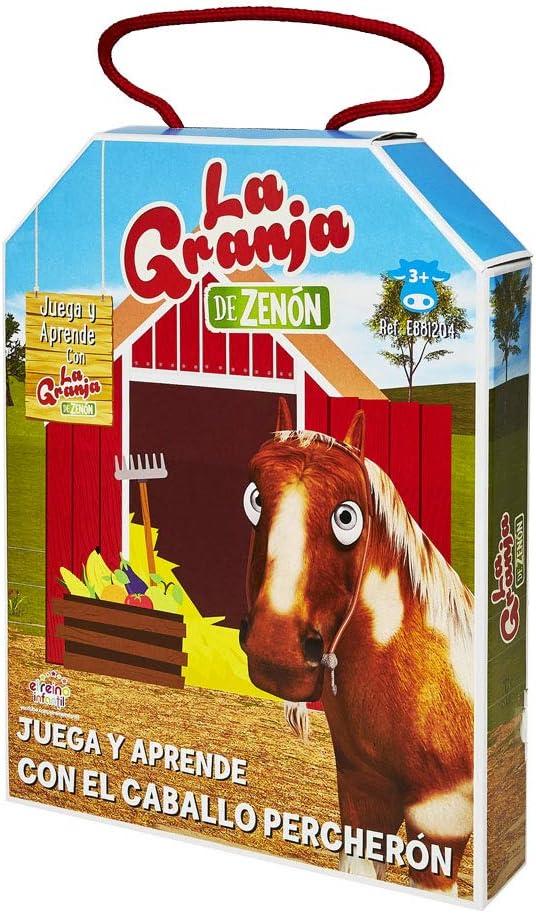 La Granja de Zenón - Puzzles Juega y Aprende con el Caballo Percherón