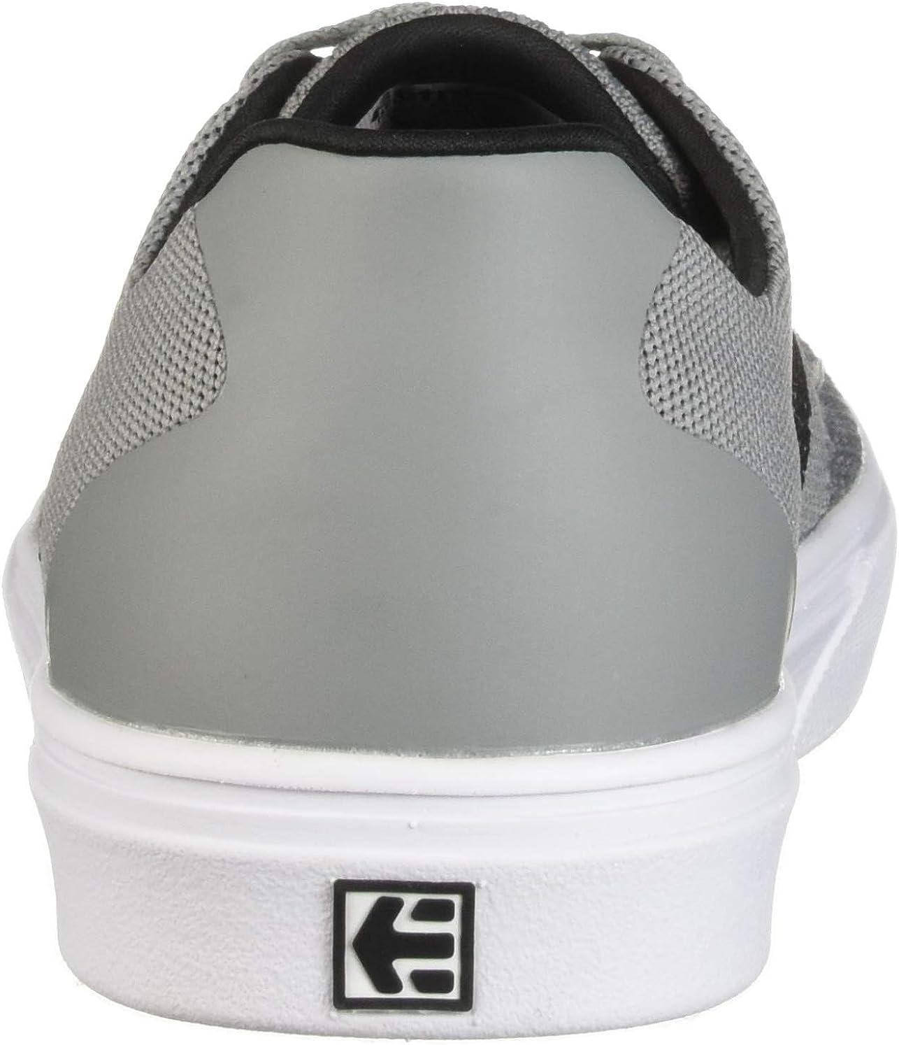 Etnies Men's Stratus Trainers Grey Black