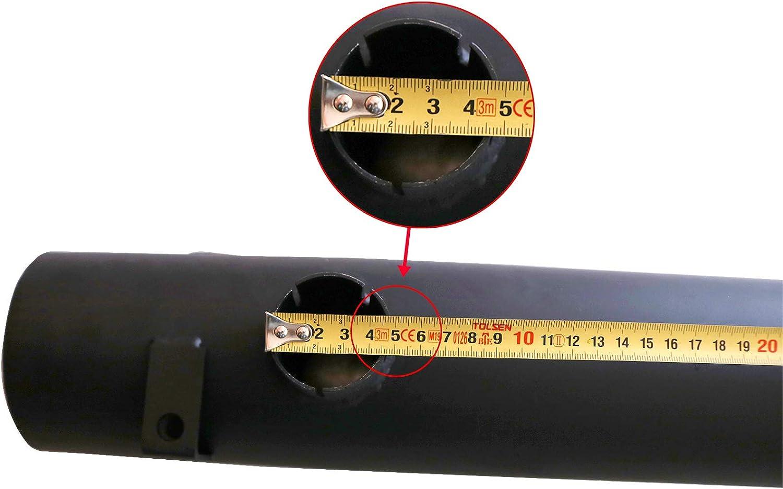 Solarhome Muffler 6514737 for Bobcat 642 643 645 742 743 1600 Skid Steers Loader