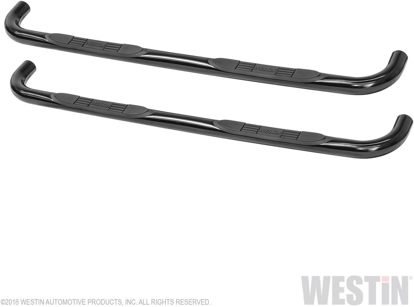 Westin 23-4005 E-Series Black Step Bar