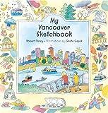 My Vancouver Sketchbook, Robert Perry, 0889712484