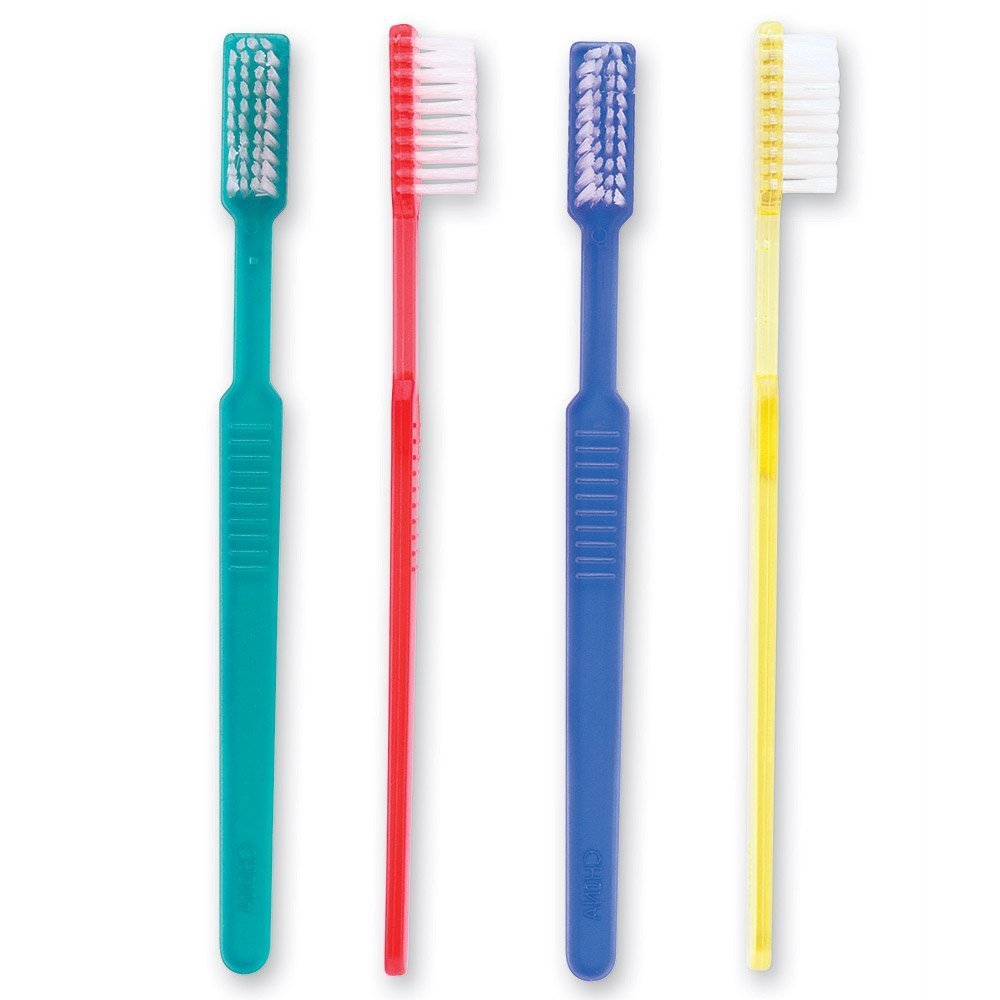 Adult Pre-Pasted Disposable Toothbrushes - 720 per pack