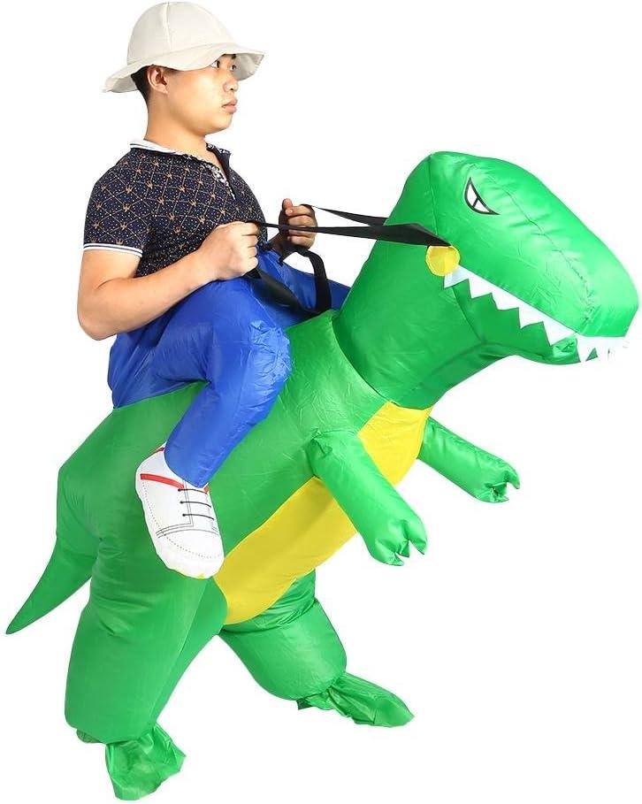 Disfraz hinchable de bull/dinosaurio para adultos, disfraz ...