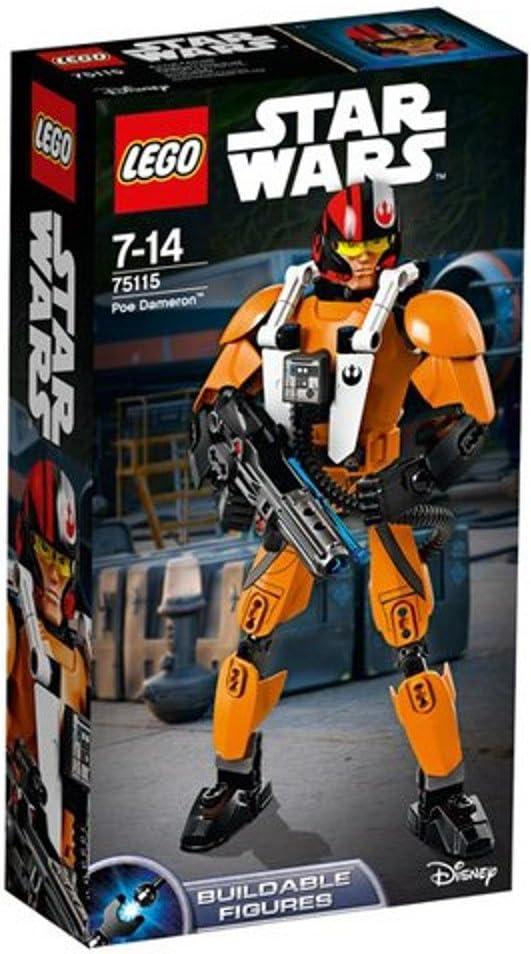 LEGO Star Wars - Poe Dameron Buildable Figure