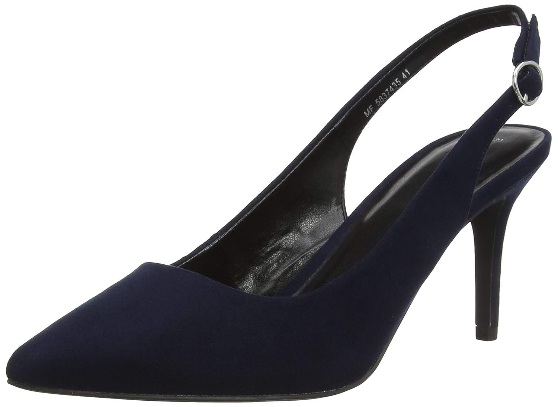 New Look Supper, Zapatos de tacón con Punta Cerrada para Mujer