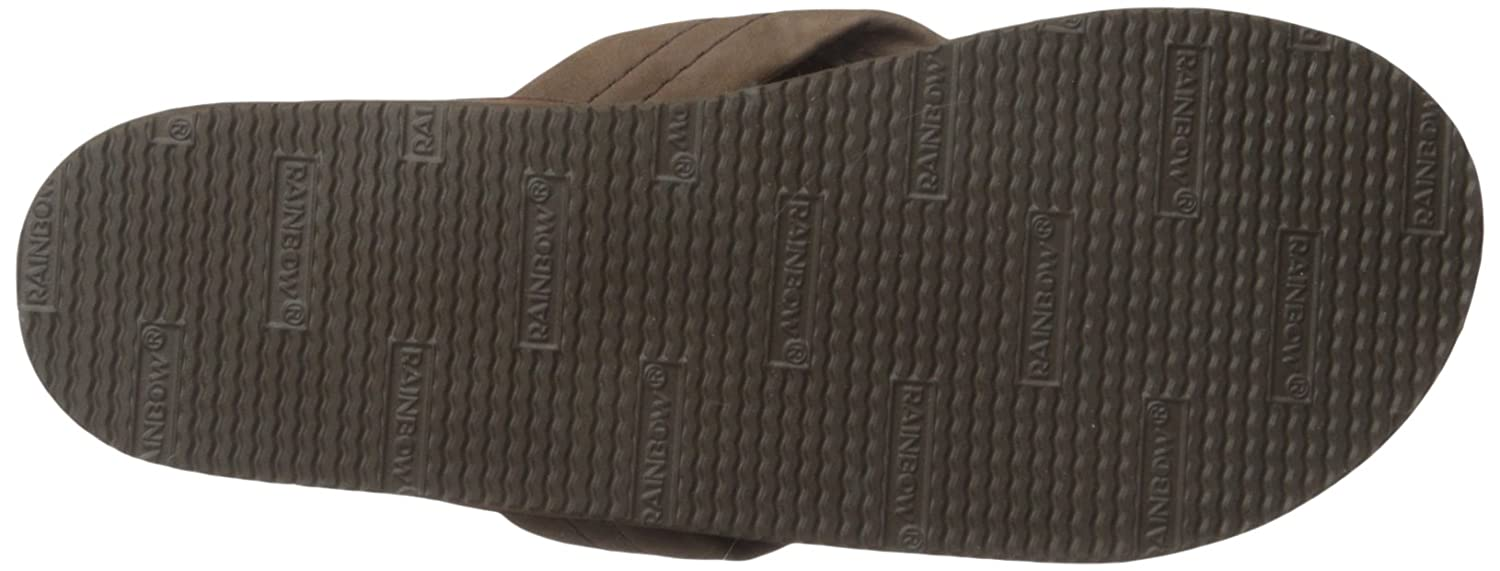 Expresso Small Rainbow Sandals Womens Premier Leather Single Layer Arch Wide Strap