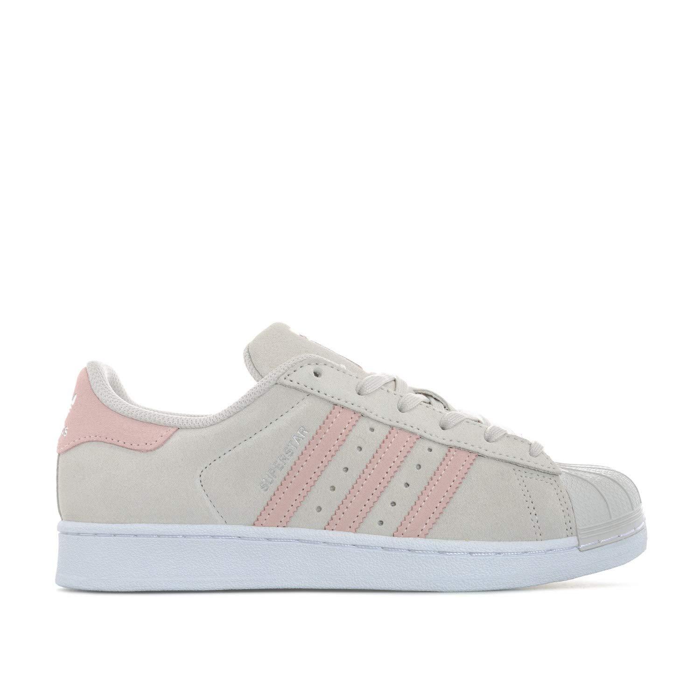 Adidas Superstar J, Zapatillas de Deporte Unisex niños BB2870