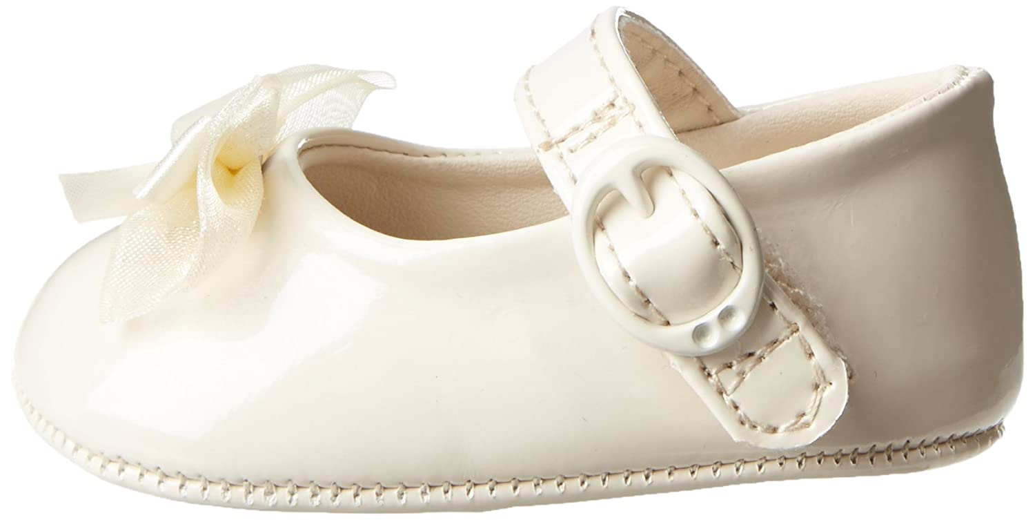 Baby Deer Patent SM With Bow Mary Jane Infant