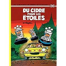 Spirou et Fantasio - Tome 26 - DU CIDRE POUR LES ETOILES (French Edition)