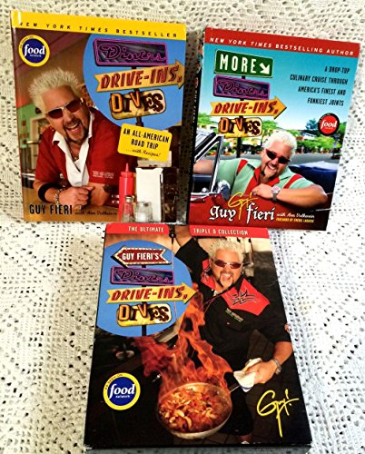 Guy Fieri's Diners, Drive-ins, Dives: The Ultimate Triple D Collection Box Set