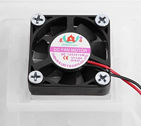 12V Semiconductor Refrigeration Cooler Thermoelectric Peltier Cooling System Heat Sink Conduction Module DIY Kit with Fan for Air Cooling Dehumidification System Semiconductor Refrigeration Learning