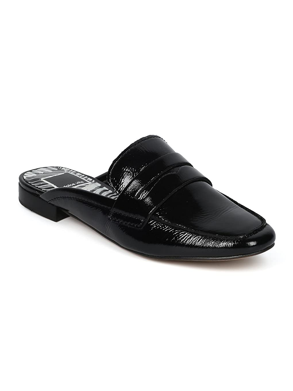 Dolce Vita Cybil Square Moc Toe Loafer Mule Slide HC56