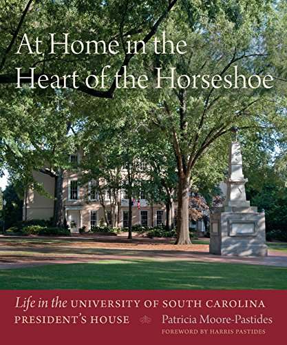 Heart Horseshoes (At Home in the Heart of the Horseshoe: Life in the University of South Carolina President's House)