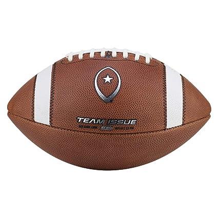 562841dd267 Amazon.com : Team Issue Official High School Football | Chrome Metallic :  Sports & Outdoors