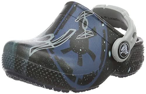 3cf3566ec2827a Crocs FunLab Star Wars Boys Clog in Blue  Buy Online at Low Prices ...